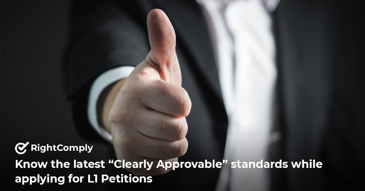 Clearly-Approvable-standards-for-L1-Petitions.php
